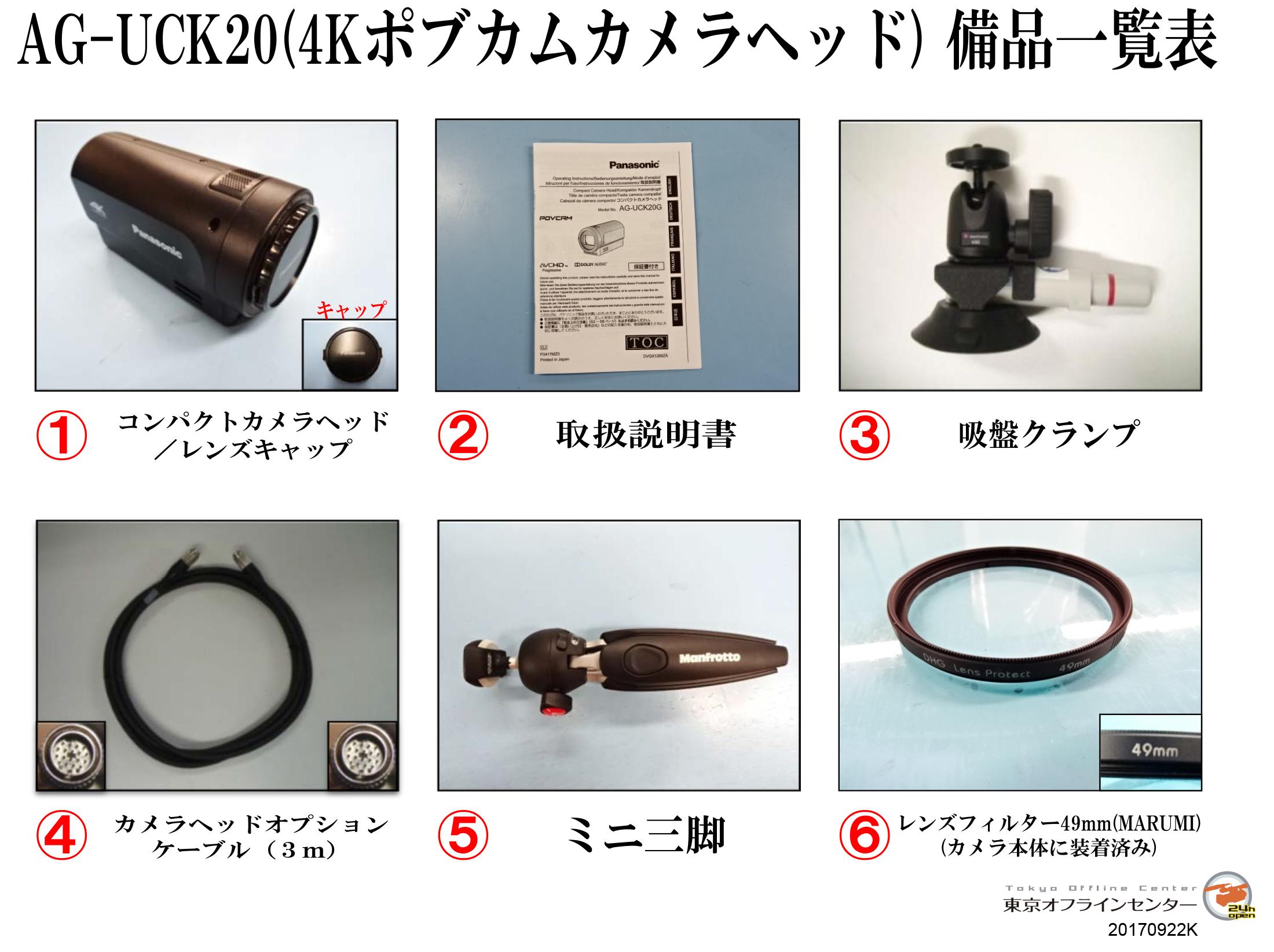 Panasonic 4K POVCAM