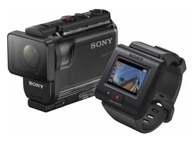 新アクションカム(HDR-AS200V)