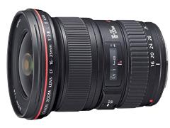EF 16-35mm 2.8L II USM ズームレンズ