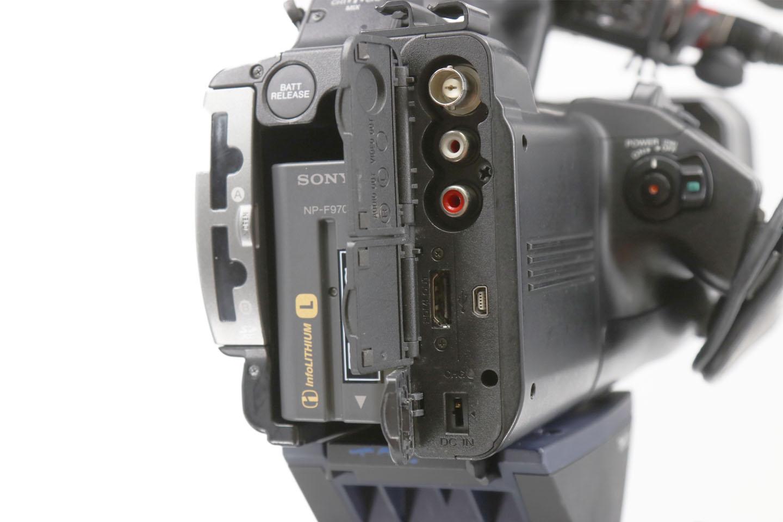 SONY HXR-NX3