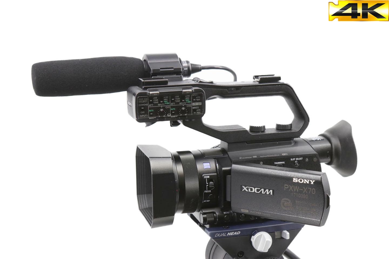 PXW-X70(4K対応)