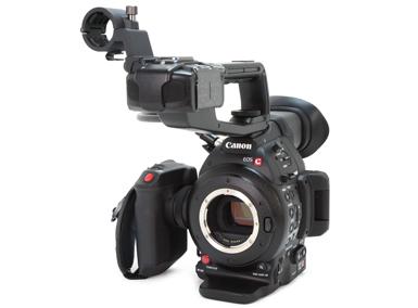 Canon C100markⅡ