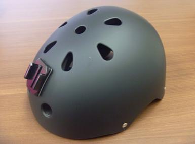 GoProヘルメット黒
