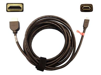 HDMI-microケーブル