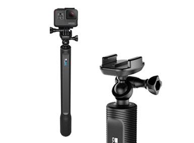 GoPro/AGXTS-001 GoPro用伸縮ポール EL GRANDE 97cm