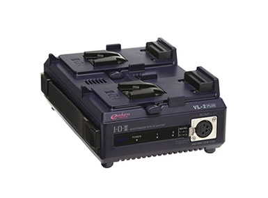 IDX VL-2PLUS Vマウント2連チャージャー