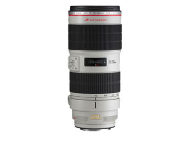 EF70-200mm F2.8L IS II USM ズームレンズ
