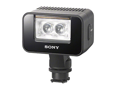 SONY バッテリービデオIRライト