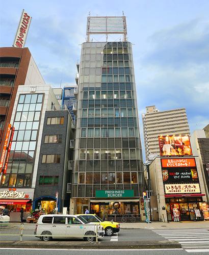 大阪営業所(TOC大阪)