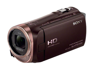 SONY HDR-CX480