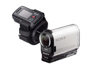 SONY 新アクションカム(HDR-AS200V)