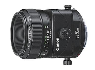 TS-E90mm シフト F2.8