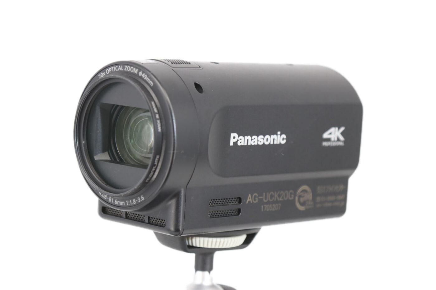 4K POVCAM コンパクトカメラヘッド(AG-UCK20GJ)