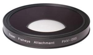 Zunow FHV-055 セミフィッシュアイアタッチメント