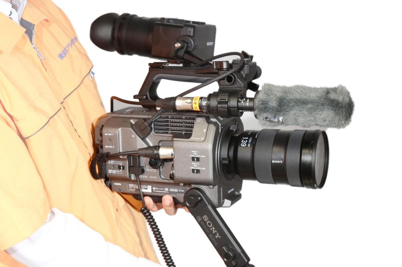 FE 24-70mm F2.8 GM装着イメージ