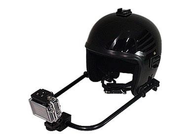 GoPro用ヘルメット(バンジーヘル)