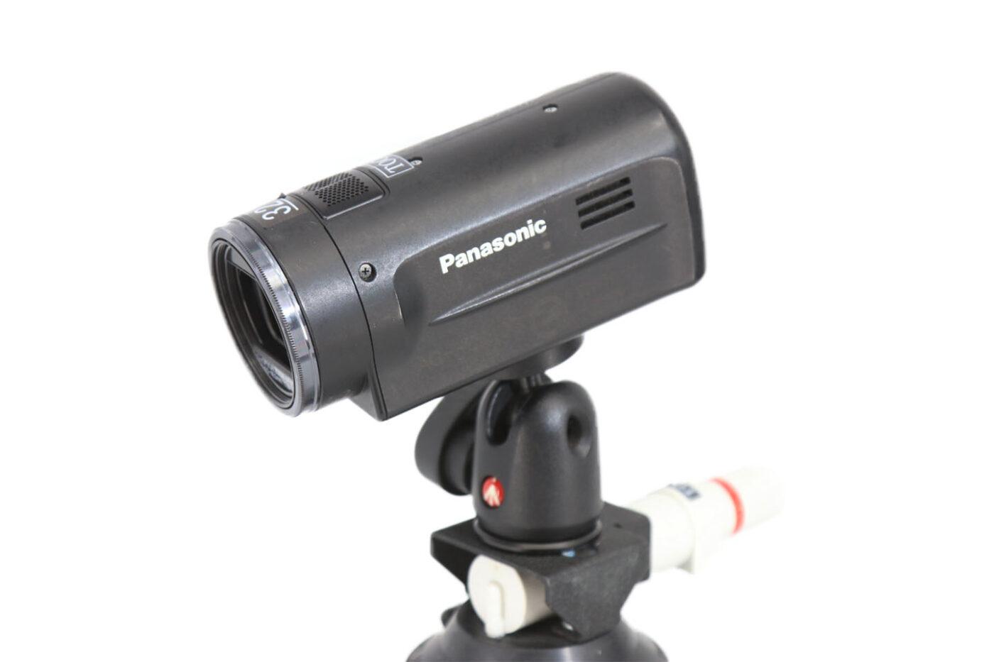 POVCAM コンパクトカメラヘッド(AG-HCK10G)