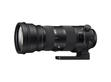 SIGMA 150-600mm F5-6.3 DG OS HSM Sports CanonEFマウント